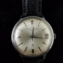 Girard Perregaux pre-owned Automatic 33mm Champagne Sapphire crystal