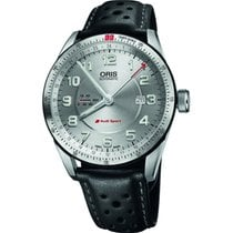 Oris Audi Sport Steel 44mm Silver United States of America, Florida, Miami