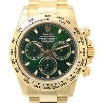 Rolex Yellow gold 40mm Automatic 116508GN new