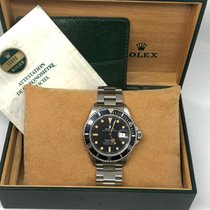 Rolex Submariner Date 16800 1981 pre-owned
