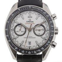Omega Speedmaster Racing новые Автоподзавод Хронограф Часы с оригинальными документами и коробкой 329.33.44.51.04.001