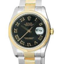 Rolex Datejust 36mm Black Roman numerals United States of America, Missouri, BRANSON