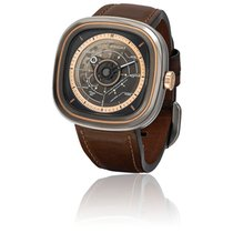 Sevenfriday Steel 45mm Automatic new