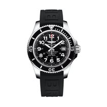 Breitling Superocean II 42 Steel 42mm Black United States of America, California, Newport Beach