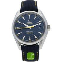 Omega Seamaster Aqua Terra 231.10.42.21.03.004 2015 pre-owned