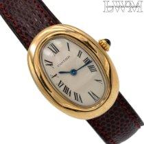 Cartier Baignoire Or jaune 23mm Romain