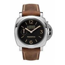 Panerai Luminor Marina 1950 3 Days Aço Preto