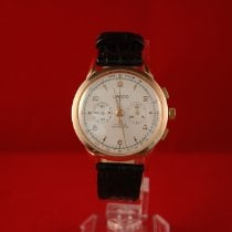 Lanco Rose gold 37mm Manual winding pre-owned