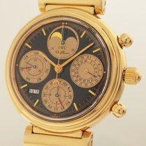 IWC Da Vinci Perpetual Calendar 3750 1988 gebraucht