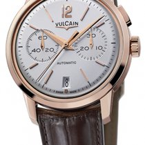 Vulcain 50s Presidents Watch 50s Presidents Chronograph...