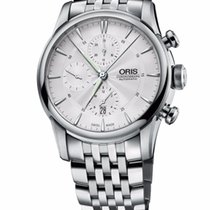 Oris Artelier Chronograph 01 774 7686 4051-07 8 23 77 nuevo