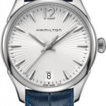 Hamilton Jazzmaster Lady H42211655 Damenarmbanduhr Klassisch...