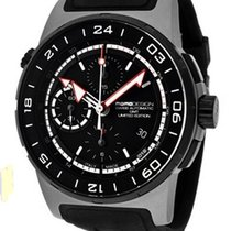 Momo Design Chronograph 45mm Automatic 2000 new Black