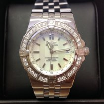 Breitling Starliner A71340 - Diamond Set - Box & Papers 2009
