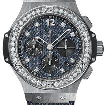 Hublot Big Bang Jeans Steel Diamonds