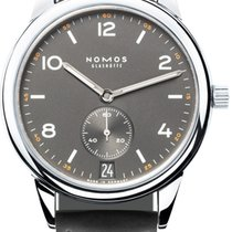 NOMOS Club Automat Datum new Automatic Watch with original box