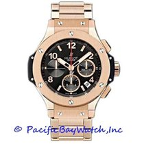 Hublot Big Bang 44 mm Rose gold 45mm Black United States of America, California, Newport Beach