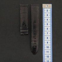 ジャガー・ルクルト (Jaeger-LeCoultre) Crocodile Leather Strap 19 mm