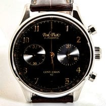 Paul Picot Acier 42mm Remontage automatique 4109 occasion