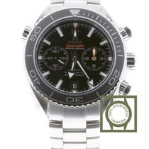 Omega Seamaster Planet Ocean Chronograph black 45.5mm