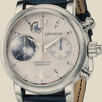 Graham Chronofighter. Oversize Foudroyante
