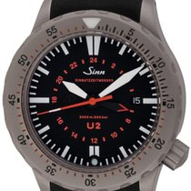 Sinn : U2 :  1020 :  Stainless Steel (brushed)
