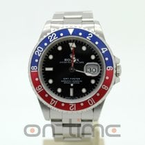 """Rolex GMT-Master """"PEPSI""""  Never Polished - Box&Papers"""