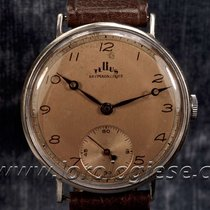 Tellus Classic Oversize 40 Mm Vintage 1930's Watch Cal....