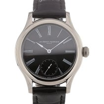Laurent Ferrier Galet Classic Hand Wound Black Dial