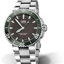Oris Aquis Date Verde