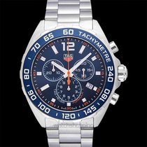 TAG Heuer Formula 1 Quartz Steel 43mm Blue United States of America, California, San Mateo