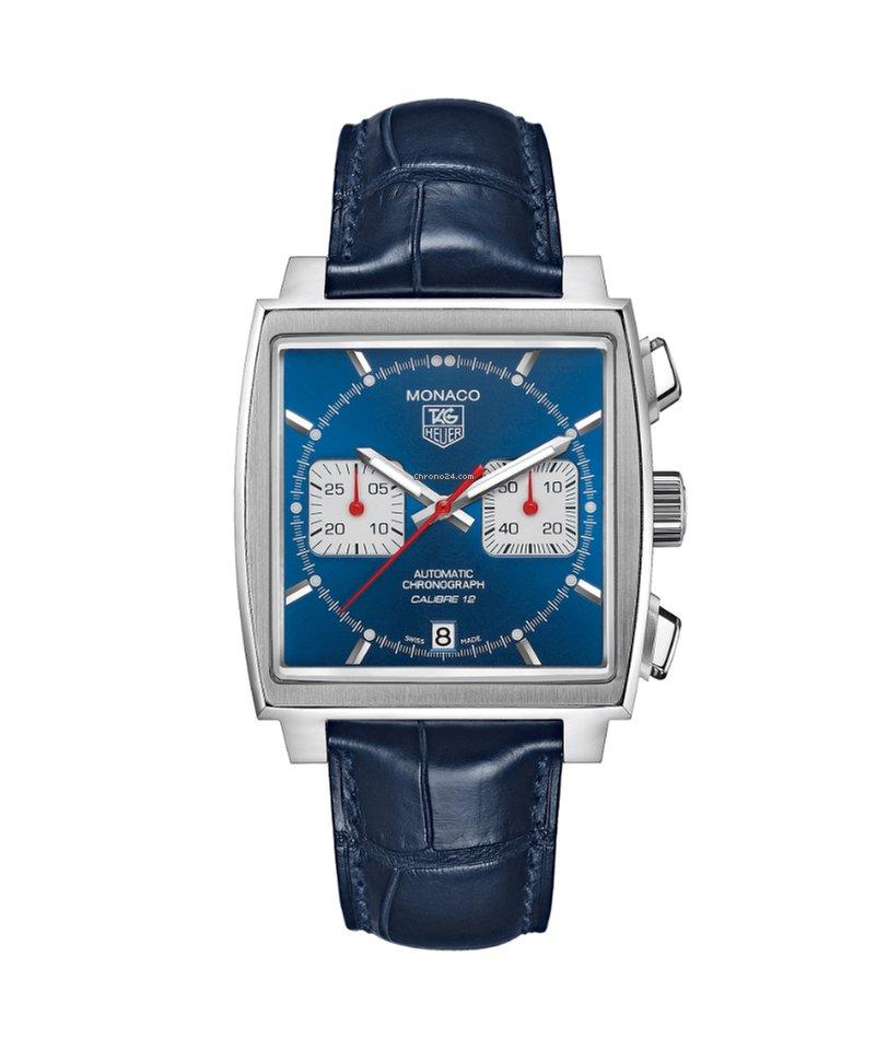 3eb8647ab43 Precio de relojes TAG Heuer Monaco en Chrono24