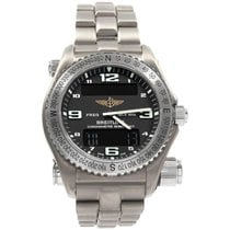 Breitling Emergency Titanium 43mm United States of America, Georgia, Atlanta