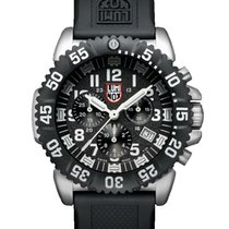 Luminox Navy Seal Colormark Steel 45mm Black Arabic numerals