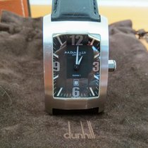 Alfred Dunhill 47mm Automatic 2006 pre-owned Black