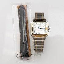 Cartier Santos (submodel) W2SA0007 new