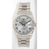 Rolex 118239 White gold Day-Date 36 36mm pre-owned United States of America, Florida, Miami