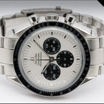 Omega Speedmaster Professional Moonwatch Steel 42mm White No numerals Finland, Imatra