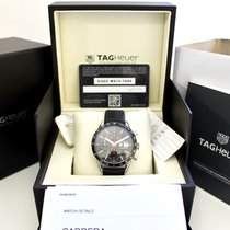 TAG Heuer Carrera Calibre 16 Steel 41mm Black No numerals United Kingdom, London