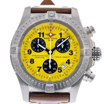 Breitling Avenger Titanium 44mm Yellow United States of America, Georgia, Atlanta