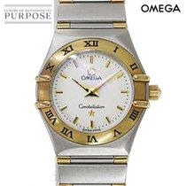 Omega Gold/Steel 23mm Quartz 1262 pre-owned