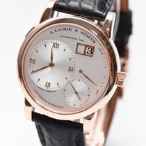 A. Lange & Söhne Rose gold 38,5mm Manual winding 101.032 pre-owned