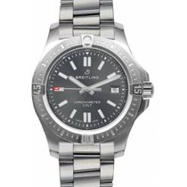 Breitling Chronomat Colt Steel 41.1mm Grey