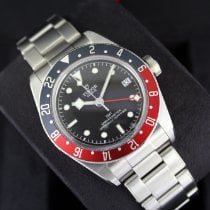 Tudor Black Bay GMT Acero 41mm Negro Sin cifras España, Madrid
