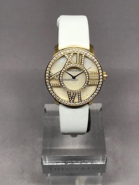 Tiffany (ティファニー) アトラス Z1901.10.50E91A40B 新品