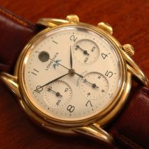 Longines Gold/Steel 38mm Automatic L4.661.2 pre-owned