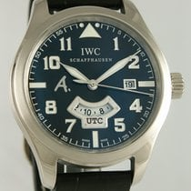 IWC White gold 43mm Automatic 3261 pre-owned