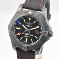 Breitling Avenger Blackbird 44 Titanium 44mm Black No numerals United States of America, Ohio, Mason