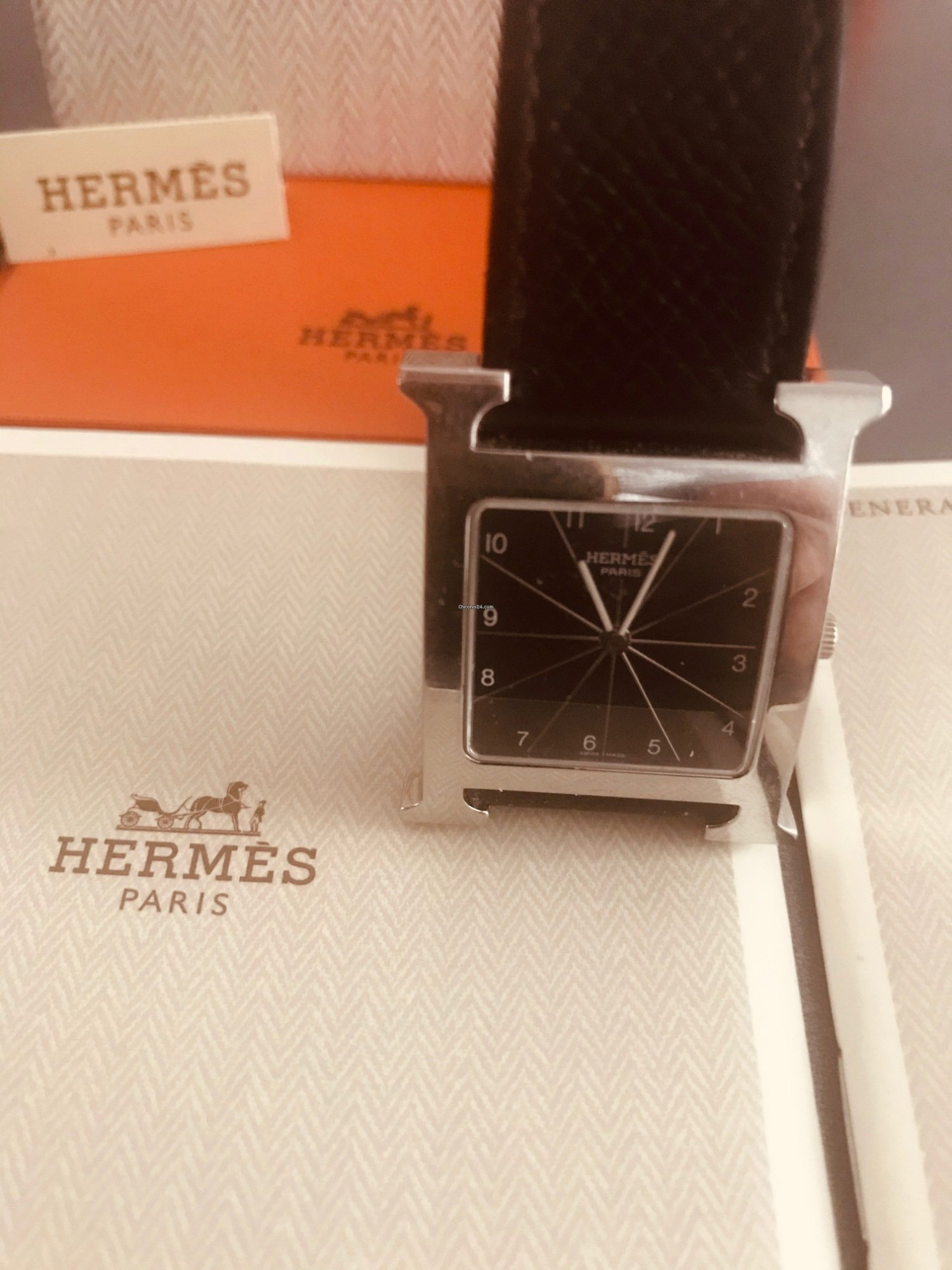 hermes orologi rivenditore cartier