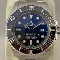 Rolex Sea-Dweller Deepsea 126660 2019 nov